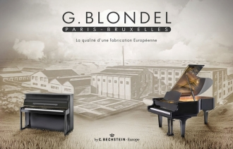 Piano neuf R Blondel