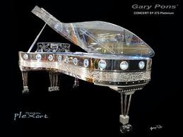 piano art deco